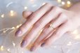 画像5: 【Gold Vermeil/Gemstone】 Open Ring -Blue Sapphire-,Phalange Ring,Midi Ring (5)