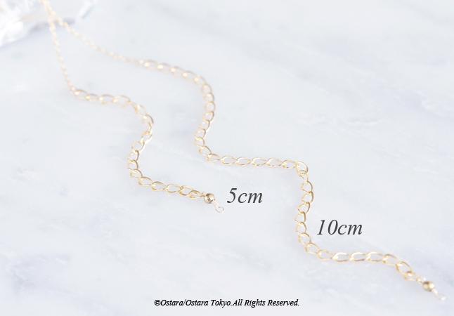 画像3: 【CUSTOM  OPTION/14KGF Extender Chain- 5cm -】 オプション/14KGF 5cmアジャスター(着脱不可)