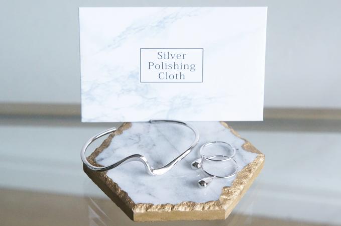 画像1: Silver Polishing Cloth