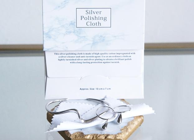 画像2: Silver Polishing Cloth