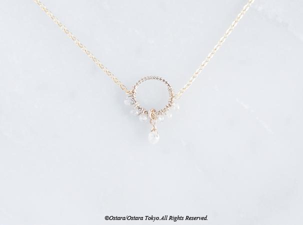 画像3: 【14KGF】Raw Diamond Bracelet/Anklet