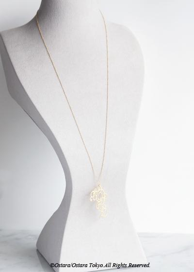 画像4: 【14KGF】Earrings,Matt Gold Elegant Filigree