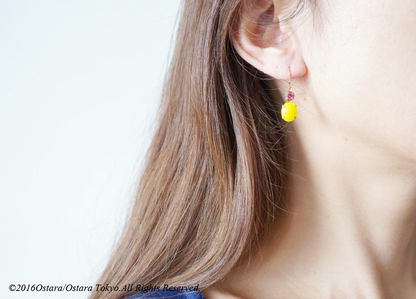 画像3: 【14KGF】 Rock Candy/Lemon Yellow&Rose Pink