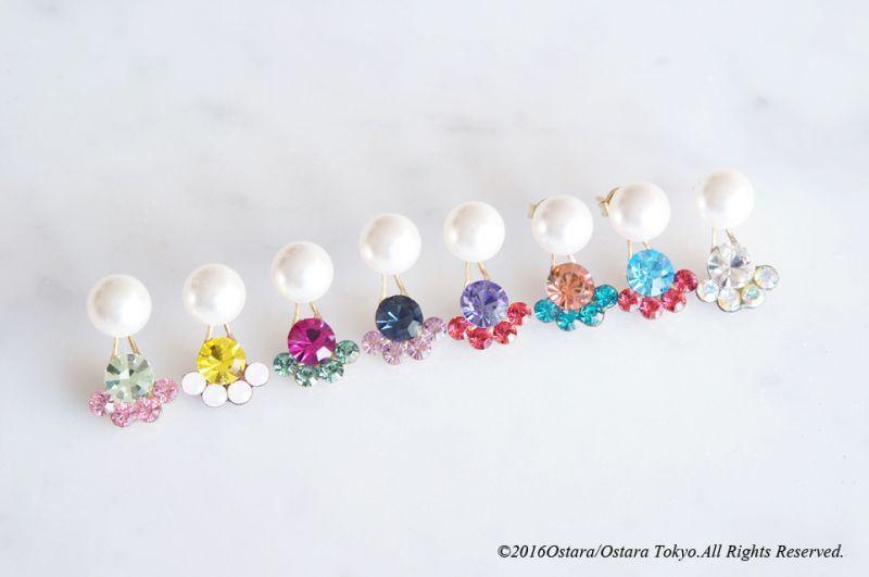 画像2: Rock Candy  Swarovski Crystal  Pearl