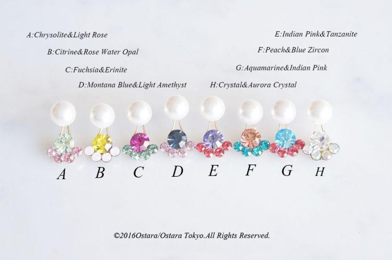 画像3: Rock Candy  Swarovski Crystal  Pearl